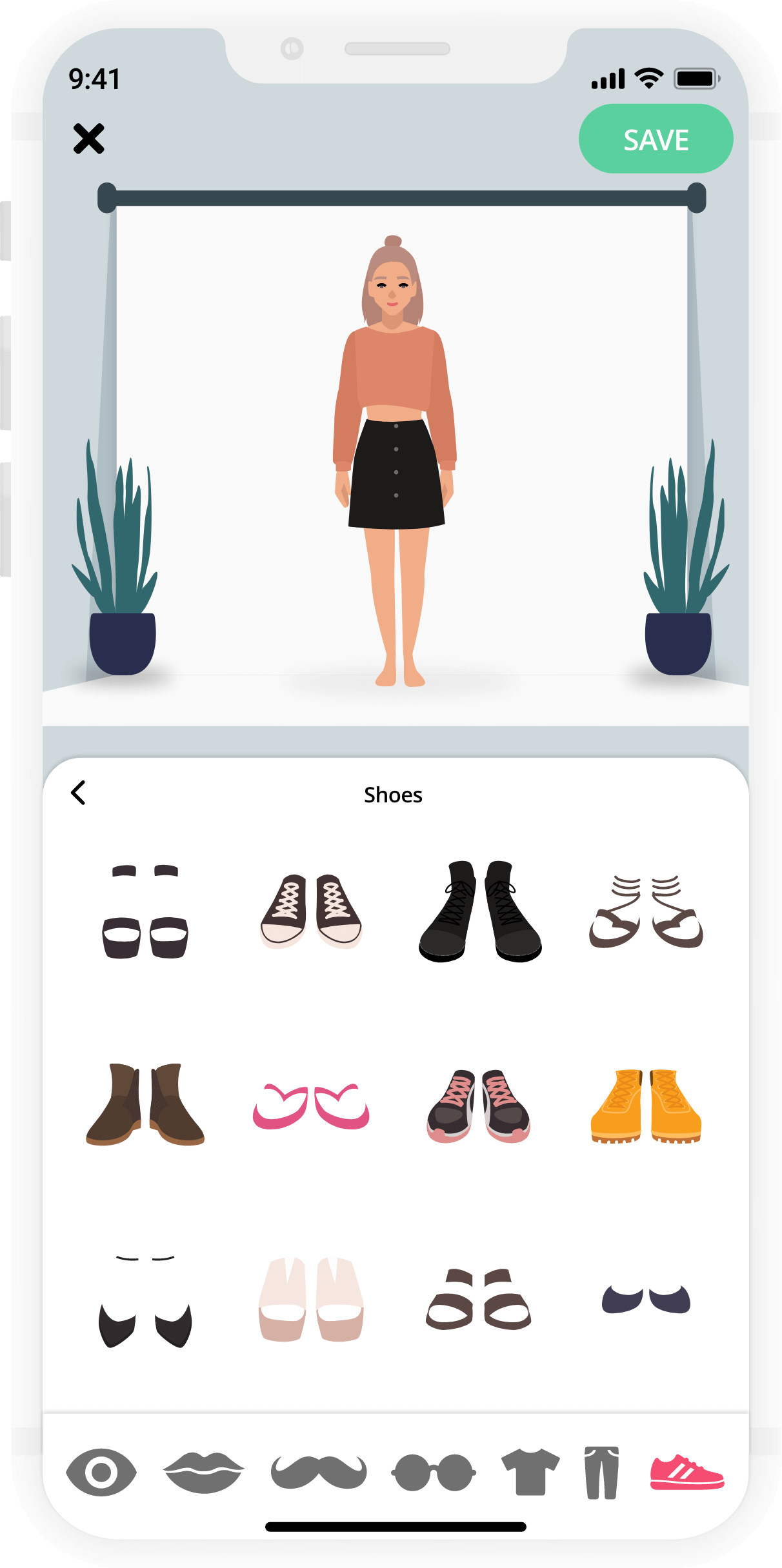 Build your avatar-n